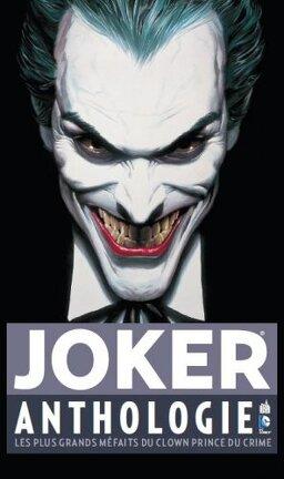 Couverture du livre : Batman : Joker anthologie