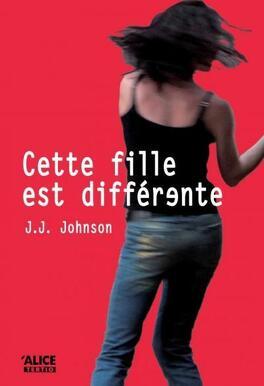 Couverture du livre : Cette fille est différente