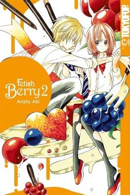 Couverture du livre : Fetish Berry, tome 2
