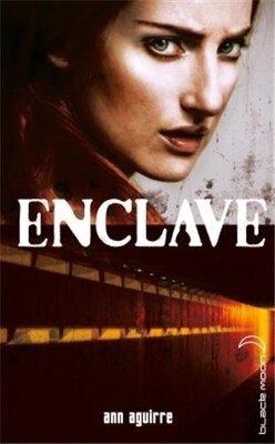 Couverture de Enclave, Tome 1 : Enclave