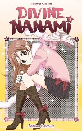Couverture du livre : Divine Nanami, tome 11