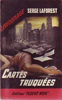 Couverture du livre : Cartes truquées