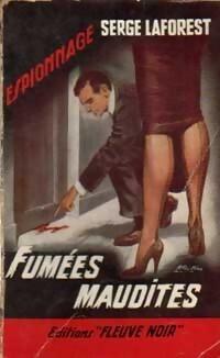 Couverture du livre : Fumées maudites