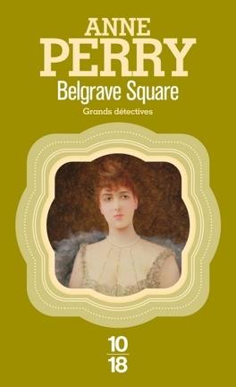 Couverture du livre : Belgrave square