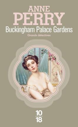 Couverture du livre : Buckingham Palace gardens