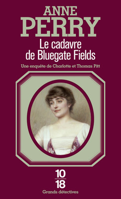 Couverture de Le cadavre de Bluegate Fields