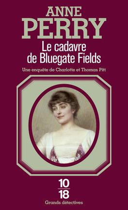 Couverture du livre : Le Cadavre de Bluegate Fields