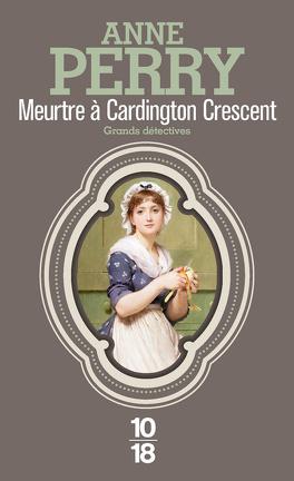 Couverture du livre : Meurtres à Cardington Crescent