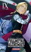 Fullmetal Alchemist - Edition reliée, Tome 9