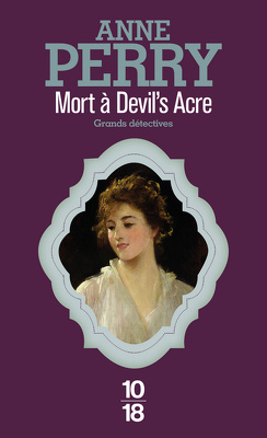 Couverture de Mort à Devil's Acre
