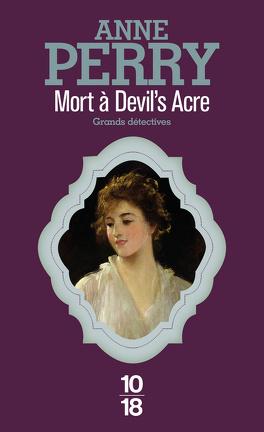 Couverture du livre : Mort à Devil's Acre