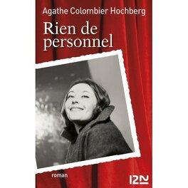 Couverture du livre : Rien de personnel