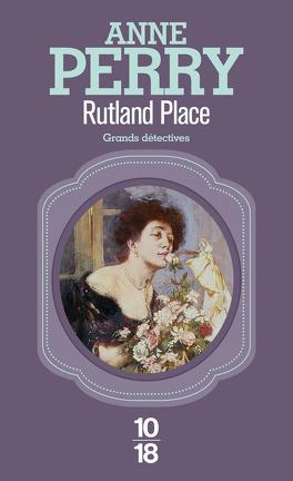 Couverture du livre : Rutland place