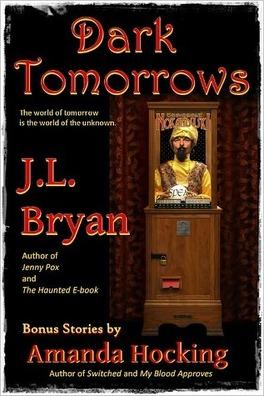 Couverture du livre : Dark Tomorrows