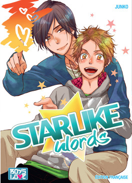 Couverture du livre : Star Like Words