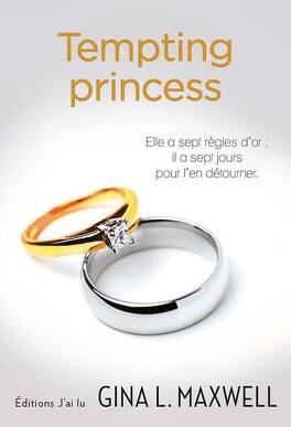 Couverture du livre : Fighting for Love, Tome 2 : Tempting princess