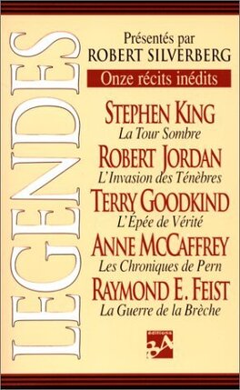Couverture du livre : Légendes