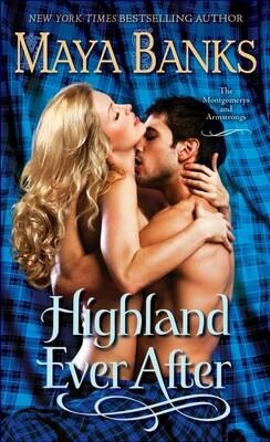 Couverture de Les Montgomery et les Armstrong, Tome 3 : Highland Ever After