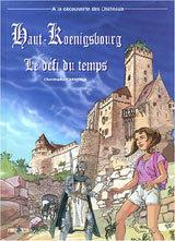 Couverture du livre : Les aventures d'Aline, Tome 2 : Le défi du temps