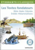 Couverture du livre : Textes fondateurs