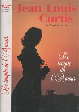 Couverture du livre : Le Temple de l'amour