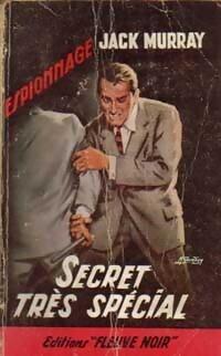 Couverture du livre : Secret très spécial