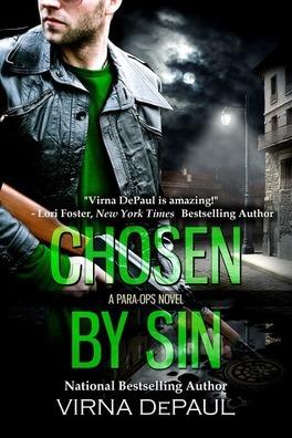 Couverture du livre : Para-Ops, Tome 3 : Chosen By Sin