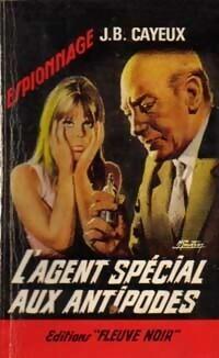 Couverture du livre : L'agent spécial aux antipodes