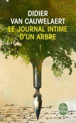 Couverture du livre : Le journal intime d'un arbre