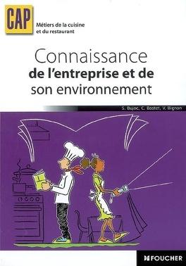 Connaissance De L Entreprise Et De Son Environnement Cap Metiers