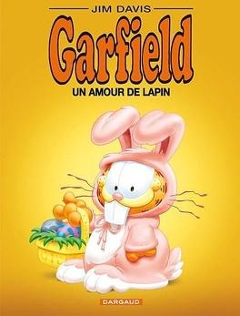 Couverture du livre : Garfield, tome 44 : Un amour de lapin