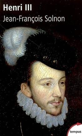 Couverture du livre : Henri III