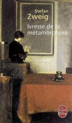 Couverture du livre : Ivresse de la métamorphose