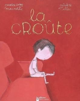Couverture du livre : La croûte