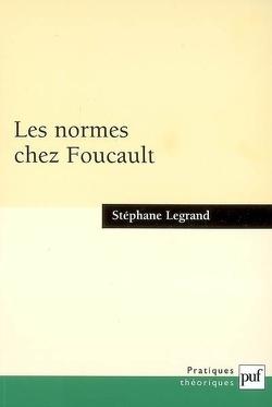Couverture de Les normes chez Foucault