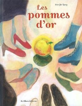 Couverture du livre : Les pommes d'or