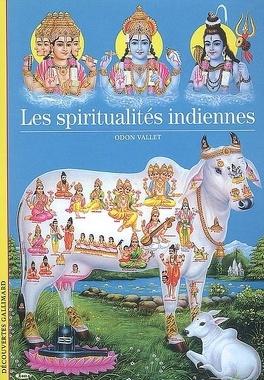 Couverture du livre : Les spiritualités indiennes