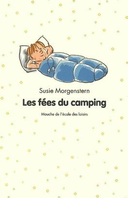 Couverture du livre : Les Fées du camping