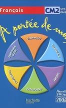 A Portee De Mots Francais Cm1 Cycle 3 Niveau 2 Livre De