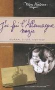 J'ai fui l'Allemagne nazie : journal d'Ilse, 1938-1939