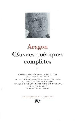 Couverture du livre : Oeuvres poétiques complètes : Volume 2