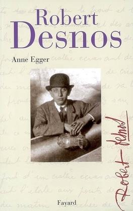 Couverture du livre : Robert Desnos