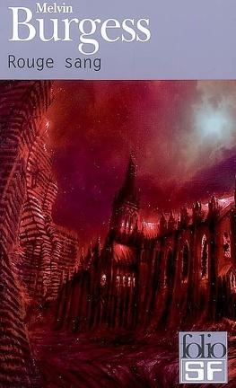 Couverture du livre : Rouge sang