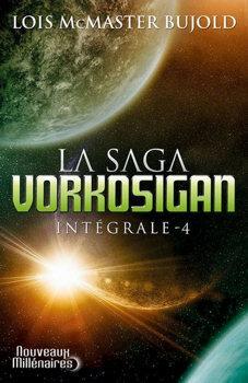 Couverture du livre : La Saga Vorkosigan, Intégrale 4