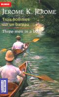 Trois hommes dans un bateau
