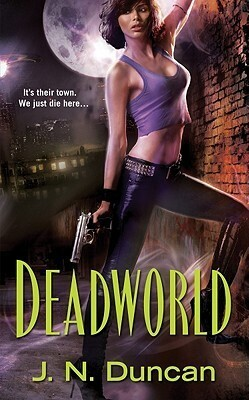 Couverture du livre : Jackie Rutledge, Tome 1 : Deadworld
