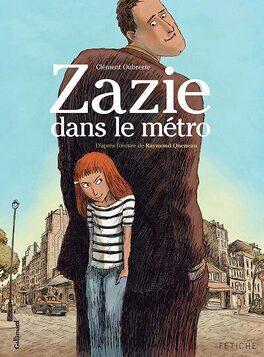 Couverture du livre : Zazie dans le métro