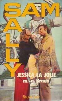 Couverture du livre : Jessica-la-jolie