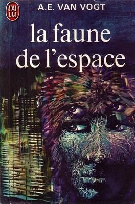 Couverture du livre : La faune de l'espace