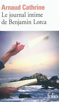 Couverture du livre : Le journal intime de Benjamin Lorca
